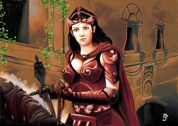 War Lady by Beljordan