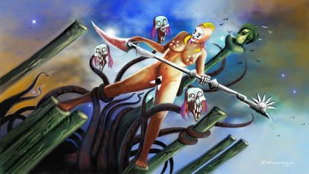 Cassandrarequest By Beljordan for Zombi-Horde by Beljordan