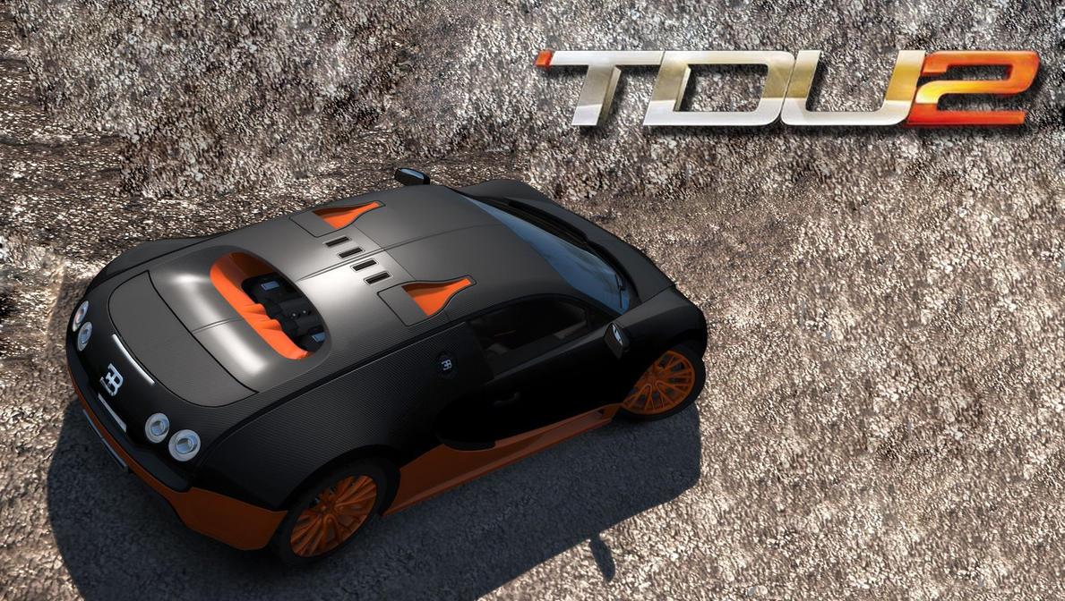 Test Drive Unlimited 2 Bugatti by xXIlRizzoXx on DeviantArt