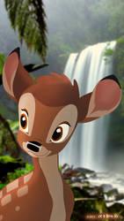 Bambi Wacom by xXIlRizzoXx