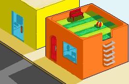 Cube House by Agil-Pradhita