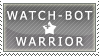 Watch-bot Warrior stamp by coco-the-personer