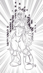 Feed's android gal