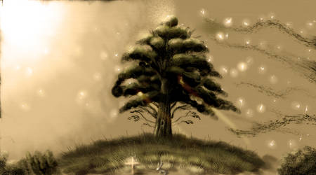 Angel Tree by G-man2000