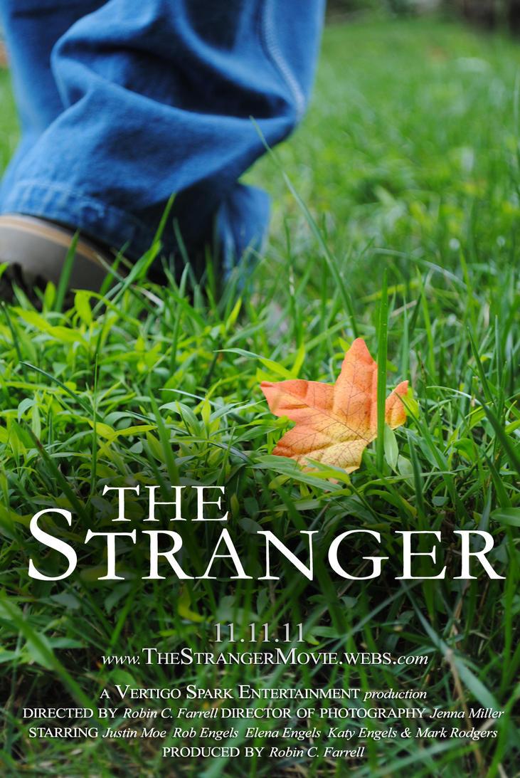 """The Stranger"" Film Poster .4. by MirkwoodElf"