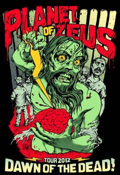 planet of zeus poster