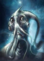 Squid by javi-ure