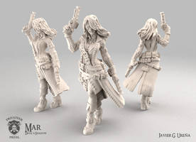 Devil's Shadow: Mar by javi-ure