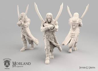 Devil's Shadow: Morland by javi-ure