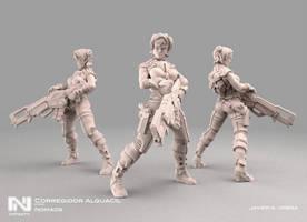 Alguacil HMG by javi-ure
