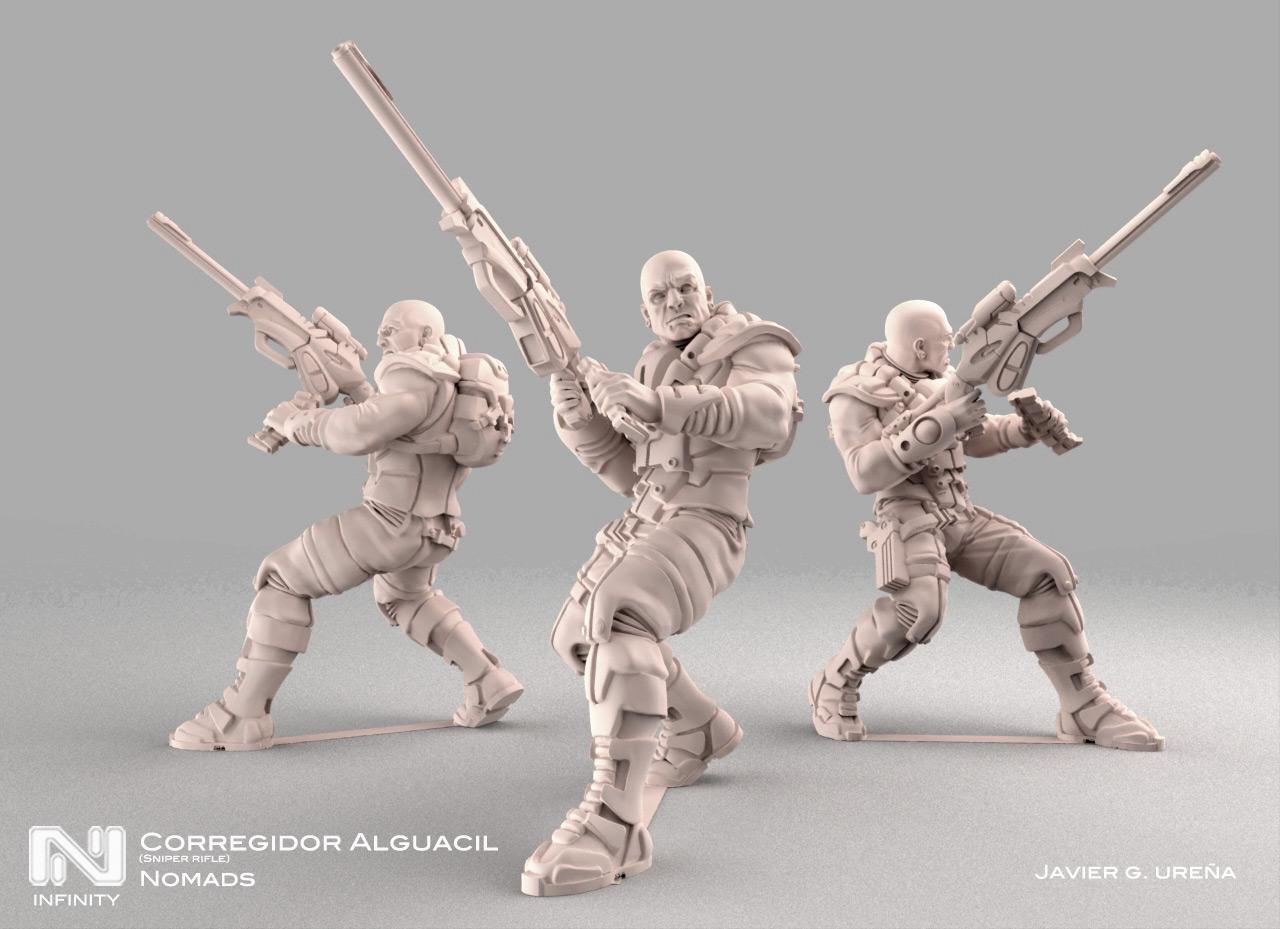 Alguacil Sniper by javi-ure