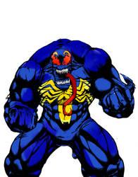 Venom by phoeniz101