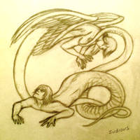 Itachi and Kabuto - Serpentine