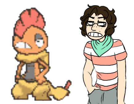 Me Favorite Pokemon by Zubious