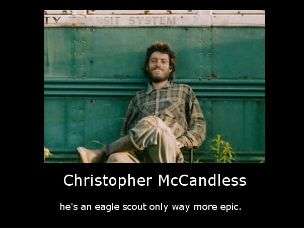 christopher mccandless characteristics 37 quotes from christopher mccandless: 'happiness only real when shared', 'so many people live within unhappy circumstances and yet will not take the initiative to change their situation.