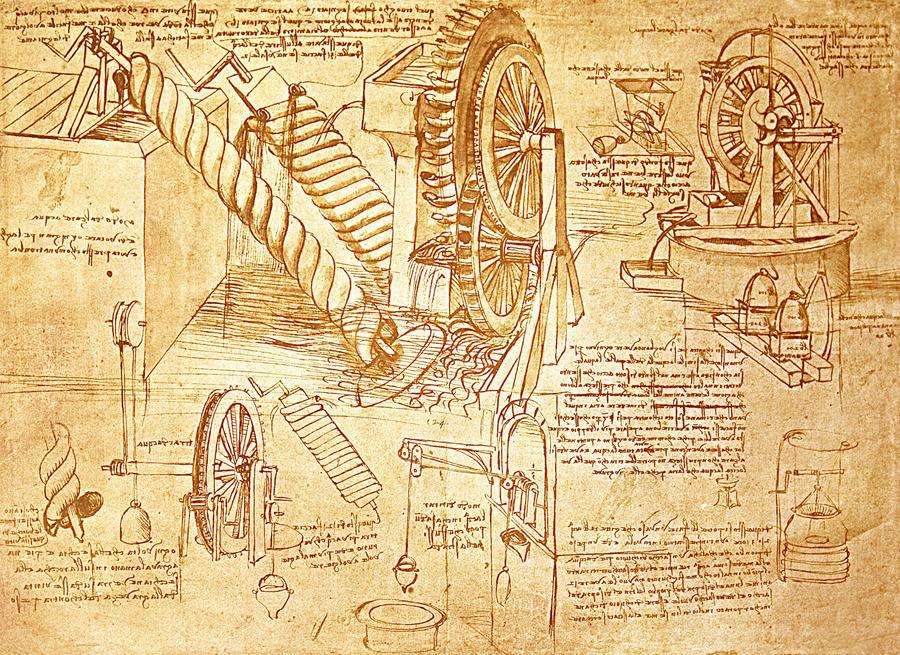 The Real Da Vinci Code by morbiusx33