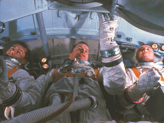 Fire in the cockpit: Apollo 1 crew