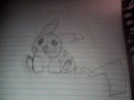 my pikachu