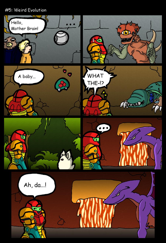 Metroid Other Jokes Comics Funny Videos Etc