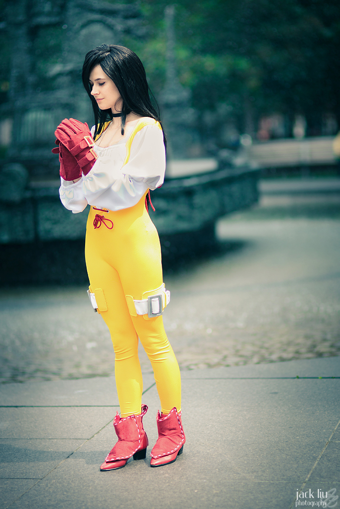 Garnet - Final Fantasy IX - 4 by alucardleashed