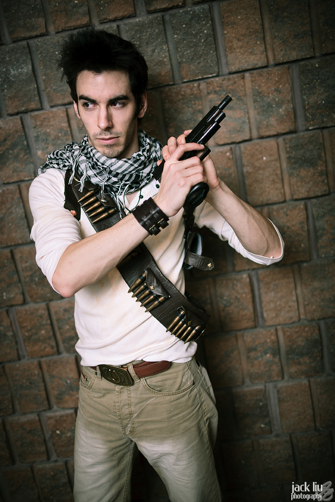 Nathan Drake Uncharted Con G 2012 Preview 1 By