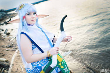 Olha @ Katsucon 2012 by alucardleashed