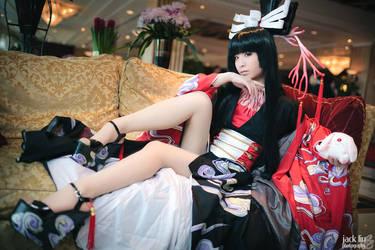 Yuuko @ Katsucon 2012 by alucardleashed