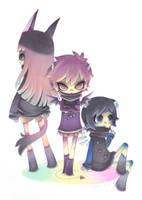 trio by Valerei