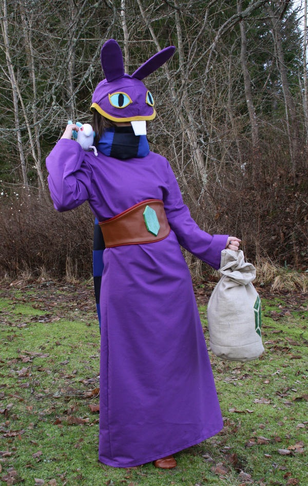 Ravio cosplay by Valerei