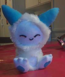 cat-thingy plush