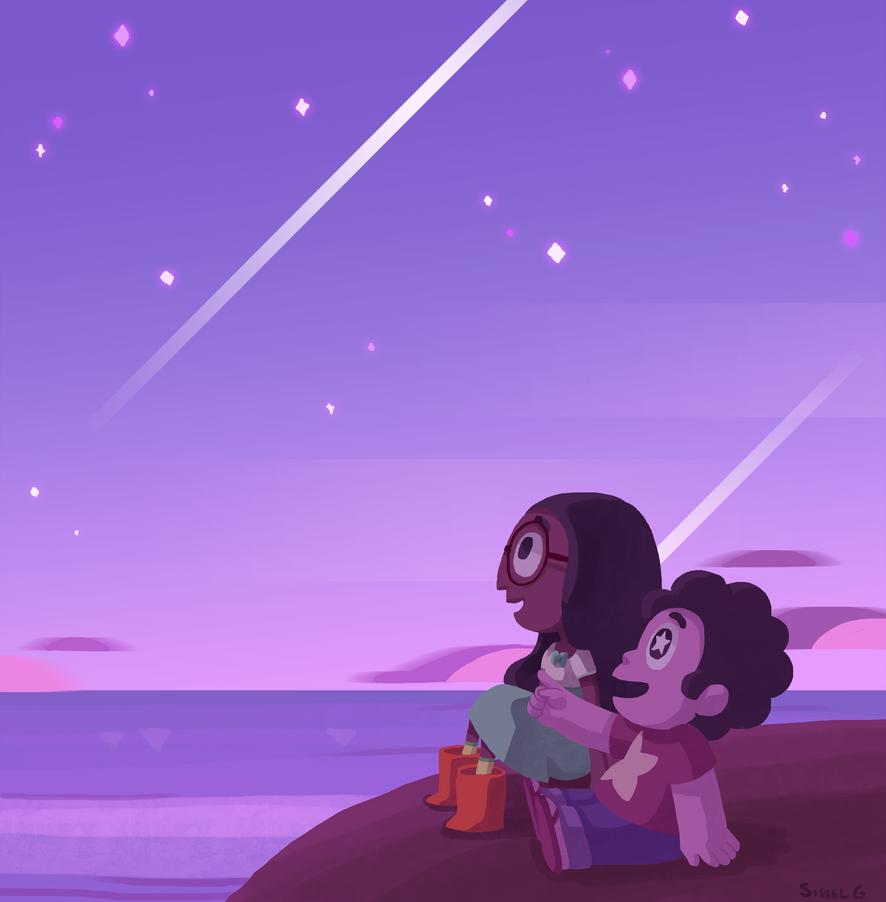 stars by Valerei