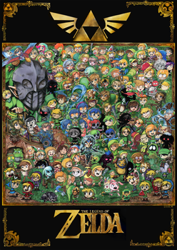 Zelda 30th anniversary
