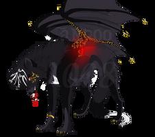 x Yuishi - Punk Wolf x by Kunoichi-TakiSenshi
