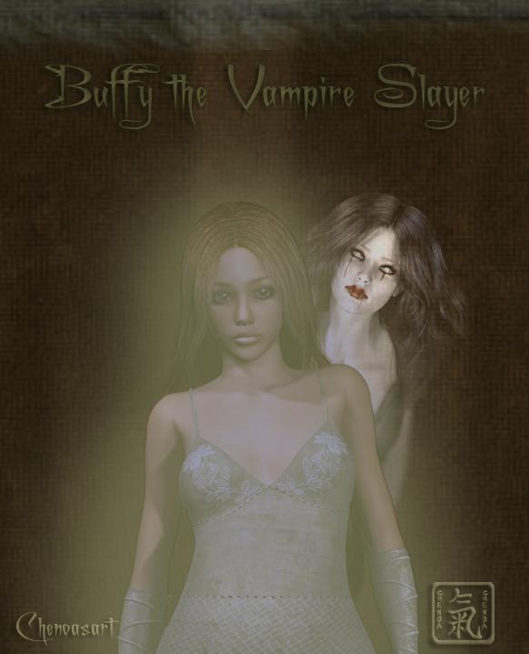 Buffy the Vampire Slayer V.2 by chenoasart