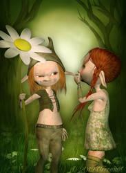 Kelm's Sweet On Kali by chenoasart