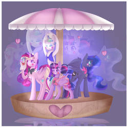 -Ready for the show!-(MLP-FNAF S.L.)
