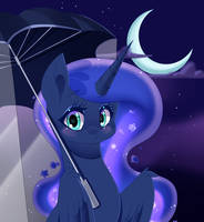 Luna (speedpaint) by Clefficia