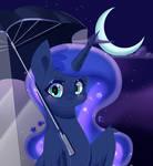 Luna (speedpaint)