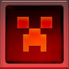 Minecraft New Avatar Youtube   Minecraft Red Creeper