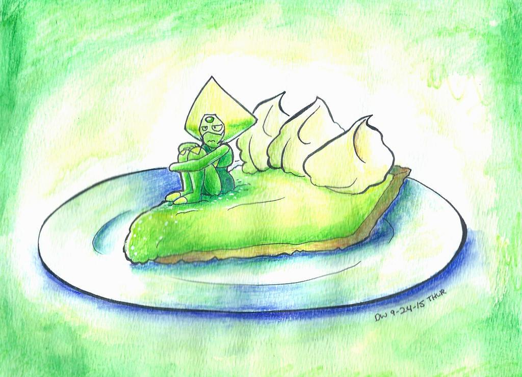 Steven Universe SPOILERS - Little Key Lime Pie by DYW14