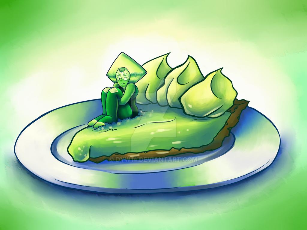 Peridot - Tiny Key Lime Pie Repaint by DYW14