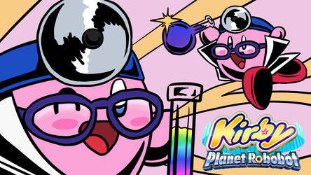 Kirby GL EYECATCH 2 - Patched Plains by DYW14
