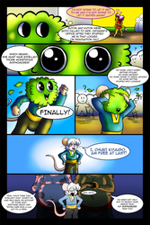 Year of the Cow 2011 Chapter001-15 by DYW14