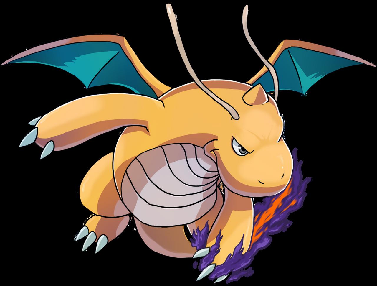 Hilo General - Pokémon GO Dragonite_dragon_claw_by_izzarchron-d7yun57