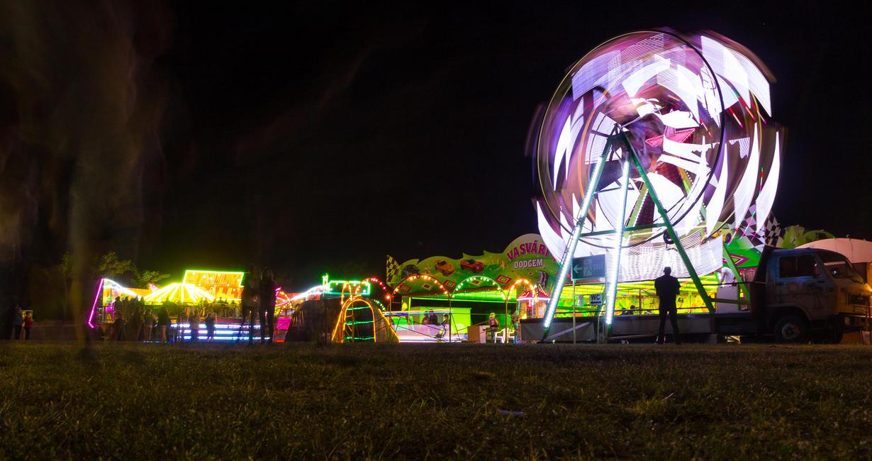 Fair Wheel by sztewe
