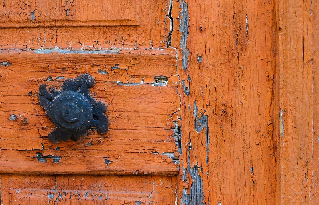 Old Door by sztewe