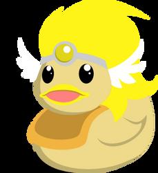 Rawk Duck by fluffycatgirl