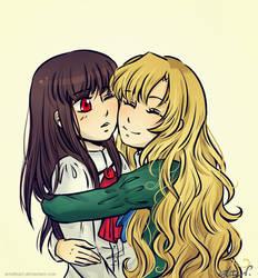 Hug by ArtelleArt