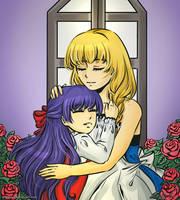 Hug 2 by ArtelleArt