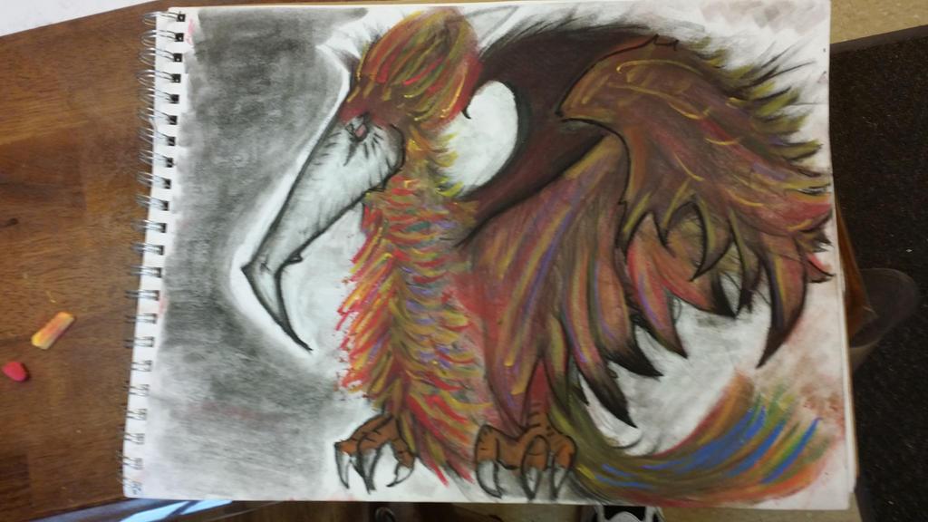 phoney Phoenix by metaakumu